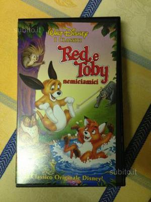 Cartoni Animati Disney in videocassetta