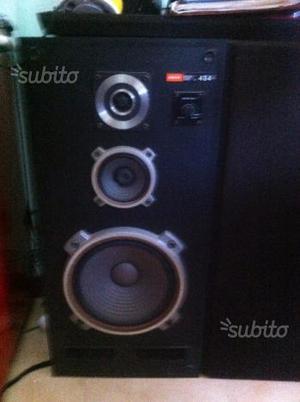 Casse sony 80 watt