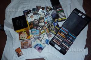 Cassette musicali blocco