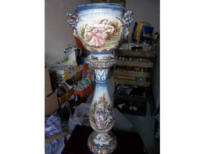 Designer vaso giovanni poggi san giorgio albisola vaso ceramica