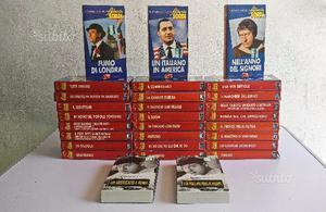 Collezione di film in VHS con Alberto Sordi