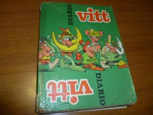 Diario Vitt  ORIGINALE (jacovitti)