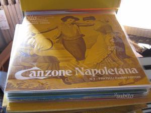 Dischi 45 giri canzone Napoletana e Italiana