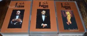 IL PADRINO PARTE I - II - III The Godfather