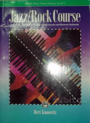 Jazz rock course bert konowitz