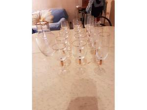 Set di bicchieri da 6