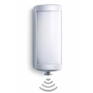 Steinel sensore a commutazione da giardino per luce esterna