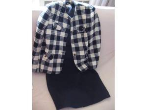 Tailleur donna lana