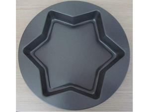 Vendo stampo forme per dolci a forma di stella