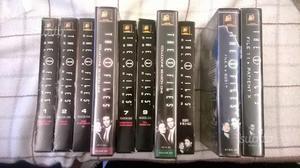 Videocassette VHS originali della serie X-files