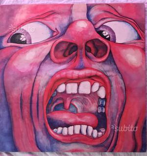 Vinile 33 giri rarissimo King Crimson
