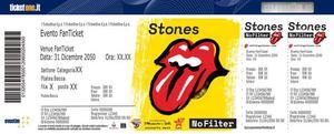 biglietti rolling stones lucca