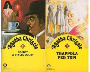 AGATHA CHRISTIE Trappola per Topi - Poirot A style Court