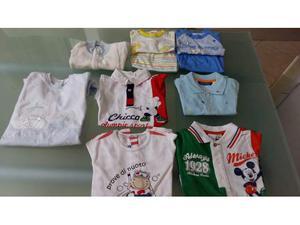 Abbigliamento bimbo da 0 a 6 anni