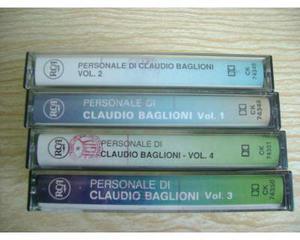 Audiocassette baglioni