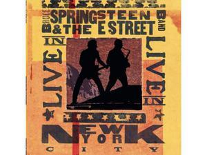 BRUCE SPRINGSTEEN - Live In New York City [2 CD]/ NUOVO