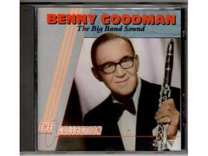 Benny GOODMAN cd the big band sound NUOVO 1a Stampa 87