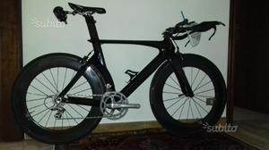 Bici carbonio cronometro dura ace