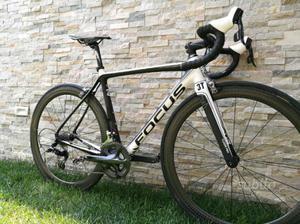 Bici carbonio focus izalco