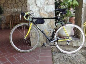 Bici corsa Carrera telaio Columbus gara