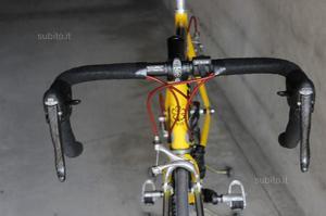 Bici da corsa telaio Columbus Starscip. ALLOY