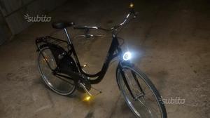 Bici donna cerchio 26 made in italy