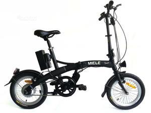Bicicletta elettrica tre ruote posot class for Bici pieghevole elettrica usata