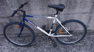 Bicicletta Mountain Bike Decathlon