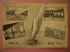 Cartoline in bianco e nero italiane