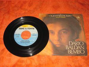 Dario baldan bembo - viaggio / disco vinile 45 giri