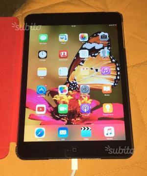 IPad mini 16gb wifi cellular con cover originale