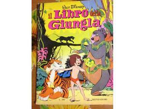Il libro della giungla disney mondadori