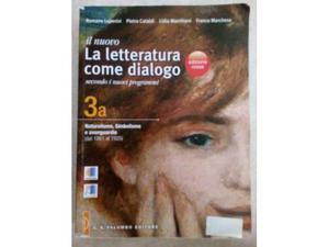 Il nuovo la letteratura come dialogo. Ed. rossa Vol. 3A.