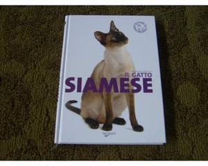 Libro. il gatto siamese