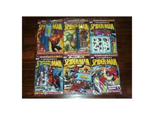 L'incredibile spider-man completa da 1 a 6 ancora sigillati!