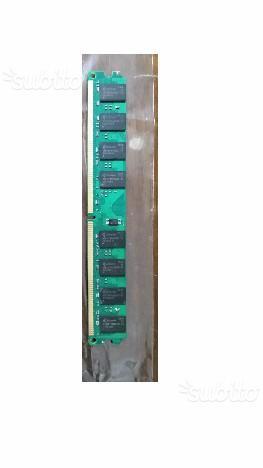 Memoria RAM desktop da 2 GB DDR PCS
