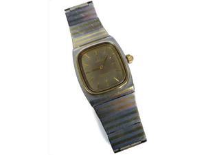 Omega constellation donna acciaio oro anni '80