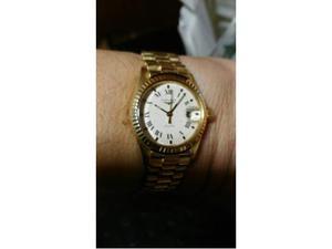 Orologio d'oro longines da donna