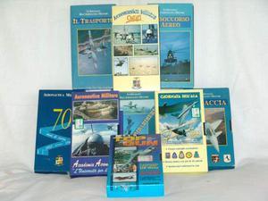 'Rivista Aeronautica', 9 VHS a tema aeronautico, anni '90