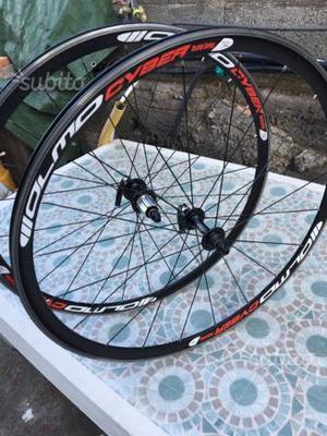 Ruote per bici da corsa più rullò