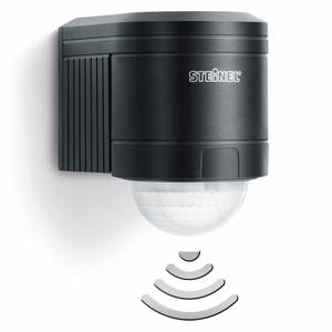 Steinel sensore di movimento ad infrarossi IS 240 DUO Nero