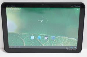 Tablet 10.1'' Motorola Xoom (android 4.1.4)