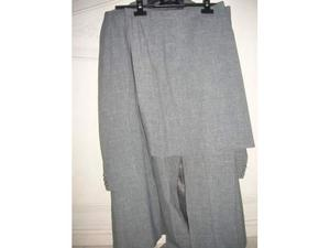 Tailleur grigio