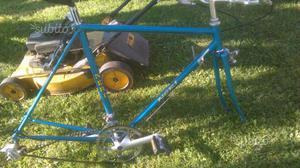 Telaio bici corsa neri
