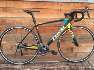 Trek madone 7 ultegra p1 nuova test bike