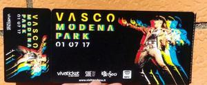 Vendo 1 biglietto Vasco Modena Park