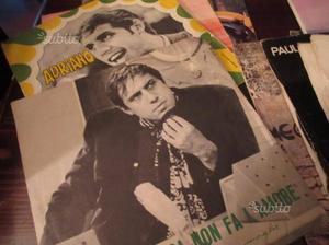 23 dischi 45 giri anni 70