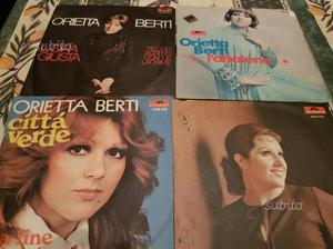 4 dischi 45 giri di Orietta Berti