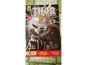 Albo Fumetto Thor serie Dio del Tuono n.17 Ottobre
