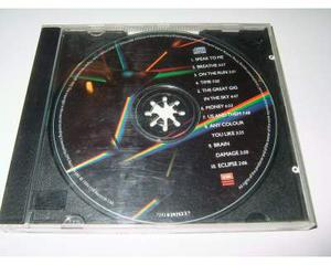CD Pink Floid - Dark side of the moon